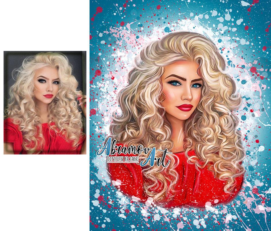dream art - Zhanna Abramova