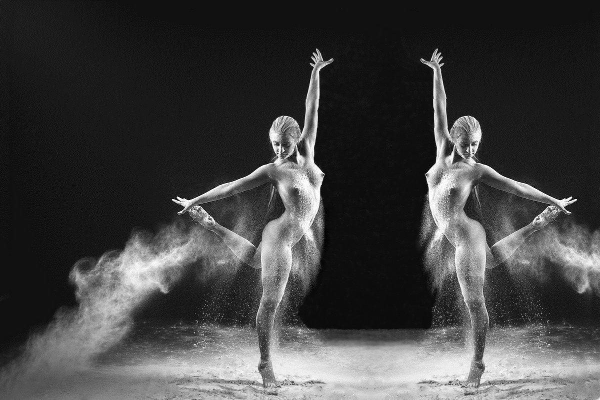 Ню балет - irina Schwarzer