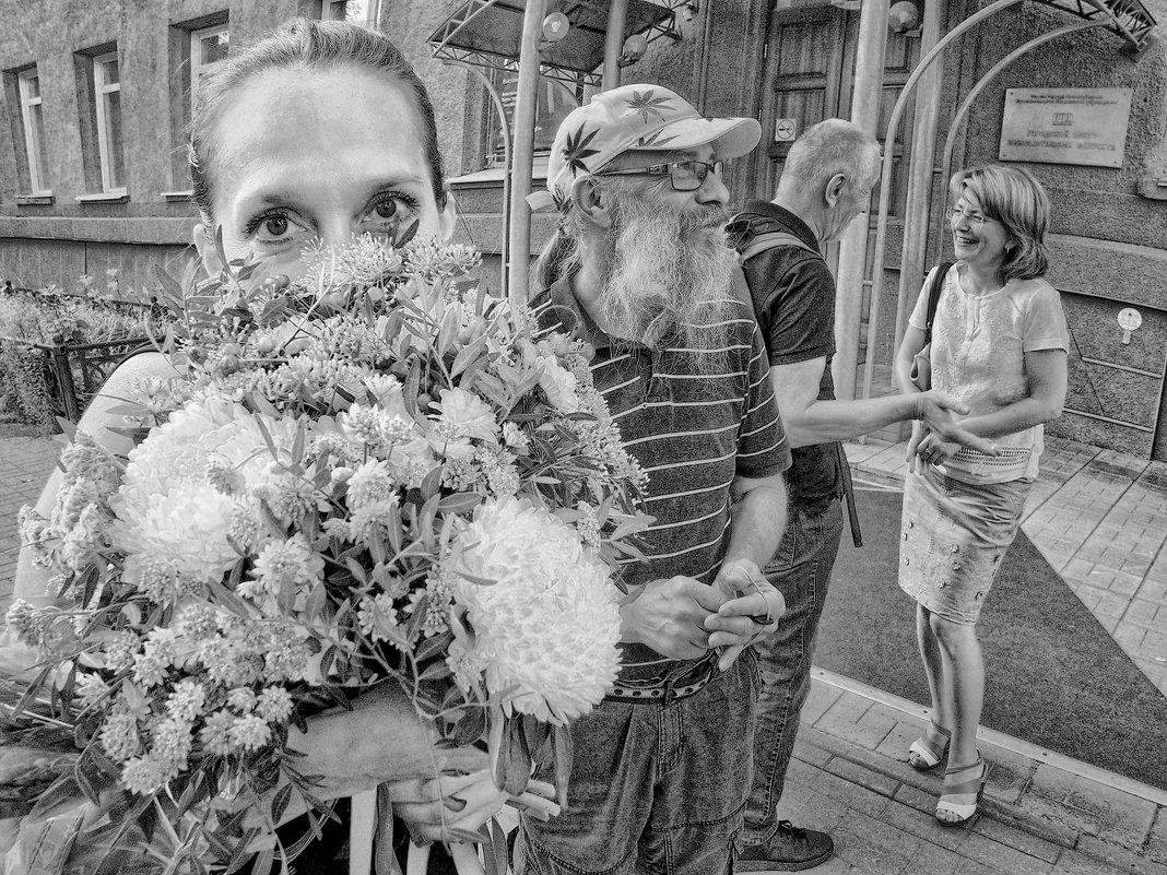 Настя Потехина в стиле селфи Насти Потехиной - Андрей Пашис