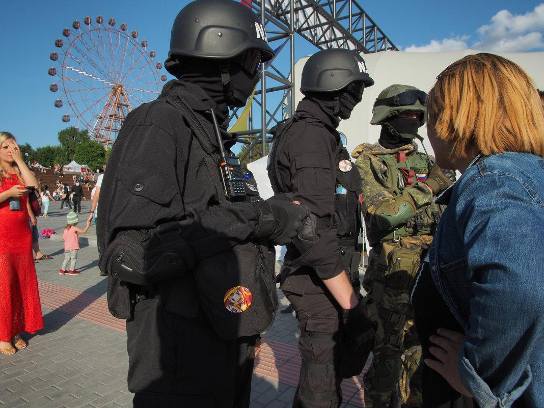 Новосибирск 2019, фестиваль - Андрей Пашис