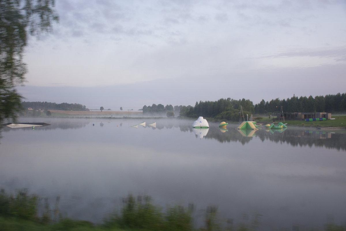 Туман на озером - Валентина Папилова