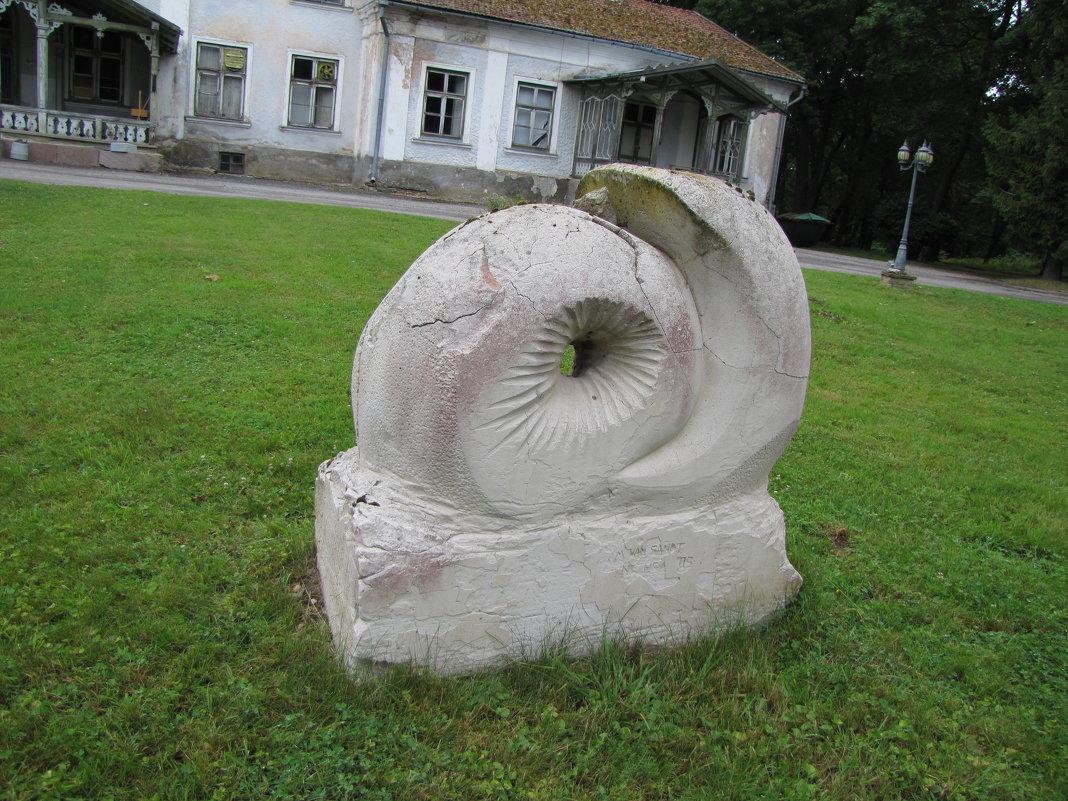 Скульптура ракушки - veera (veerra)