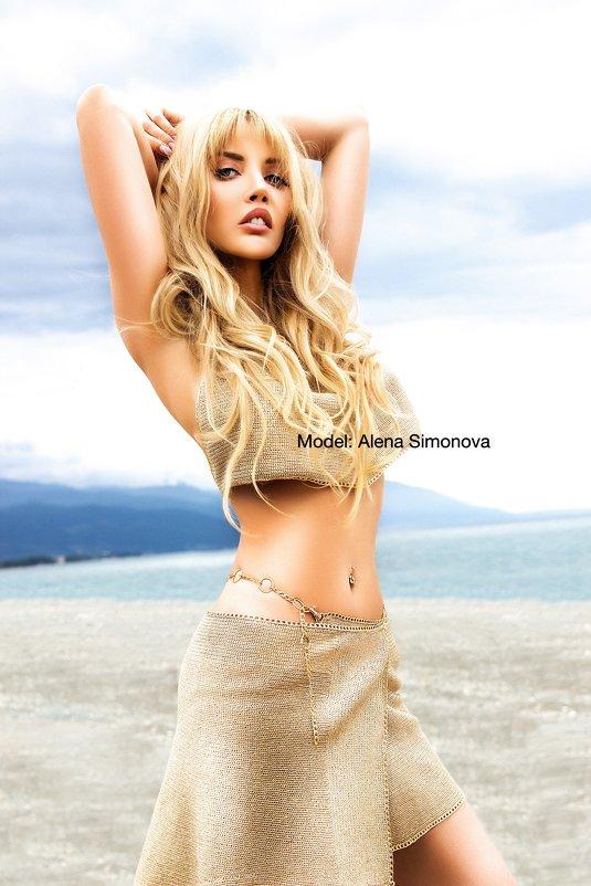 Модель: Алёна Симонова - Алёна Симонова
