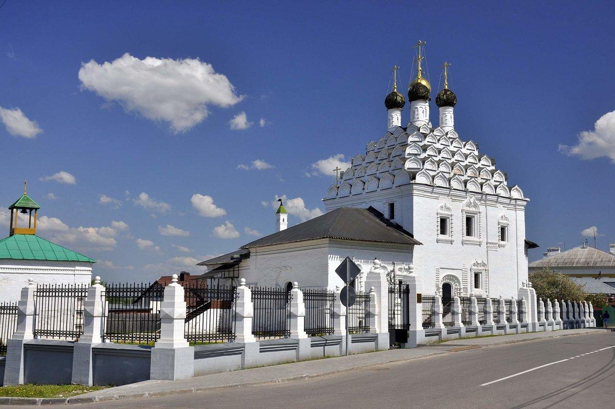 Церковь Николы на Посаде - Кирилл Иосипенко