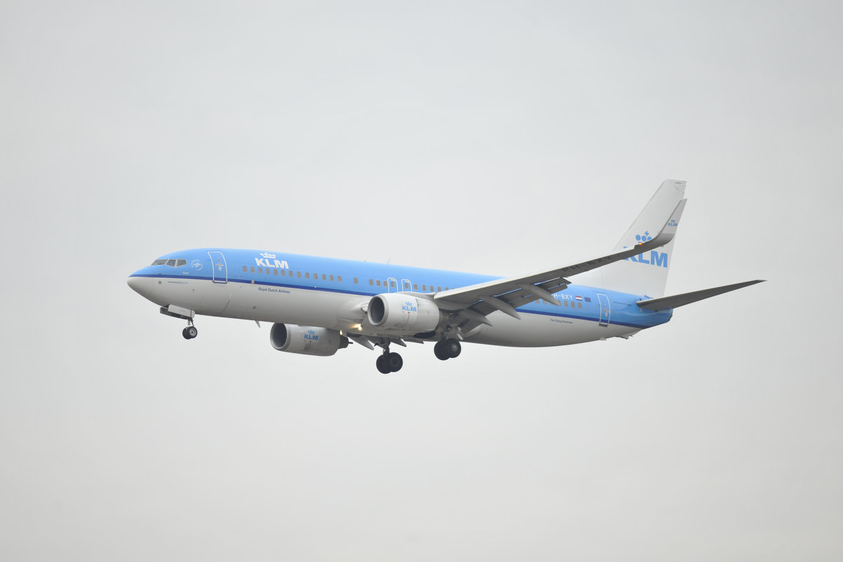 KLM - Владимир