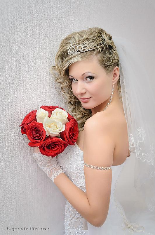 Красивая невеста)) - Ричард Петров