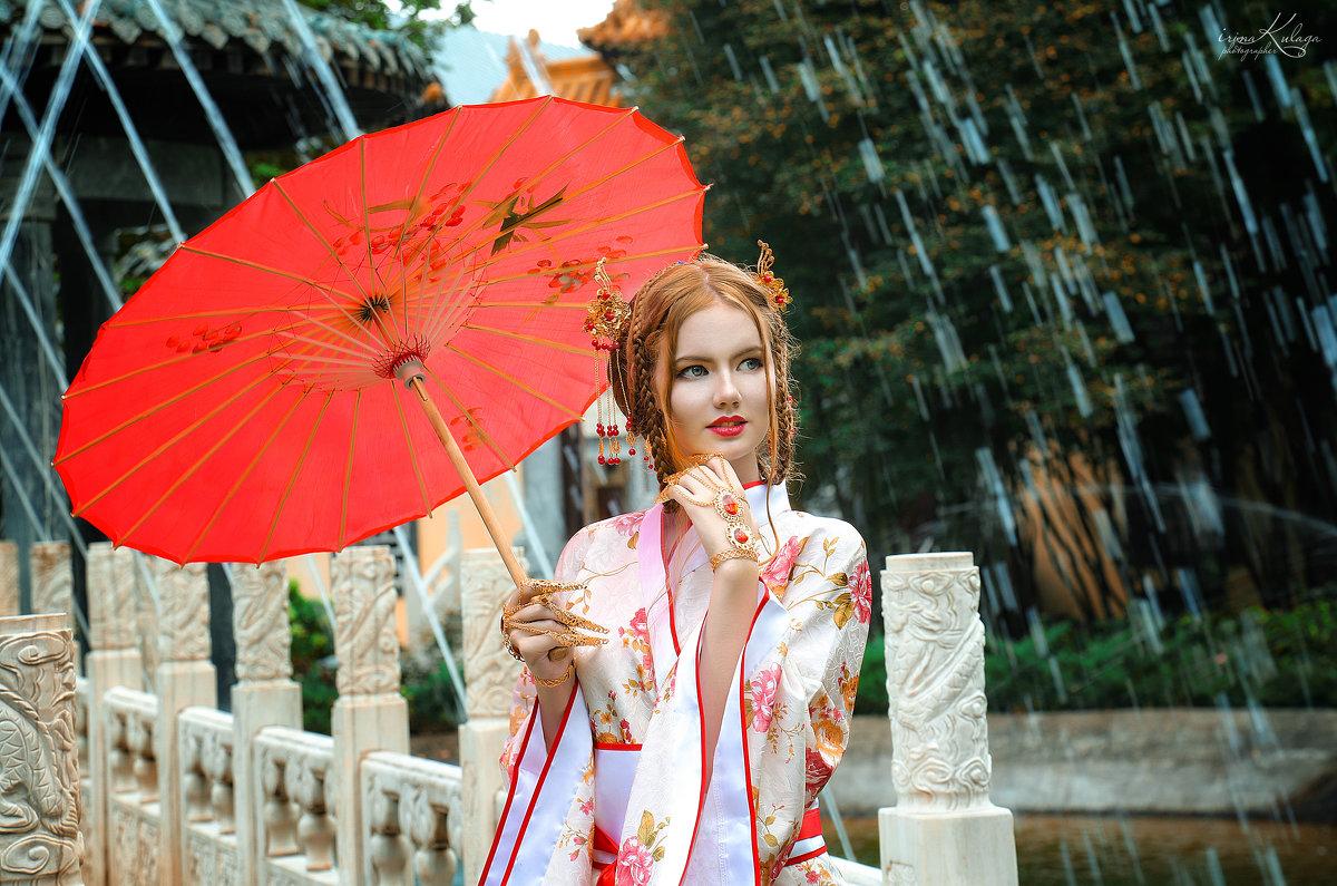 Китайская принцесса - Ирина Кулага