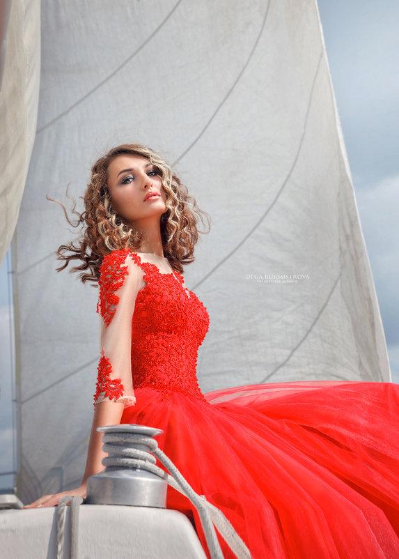 Морская прогулка - Olga Burmistrova
