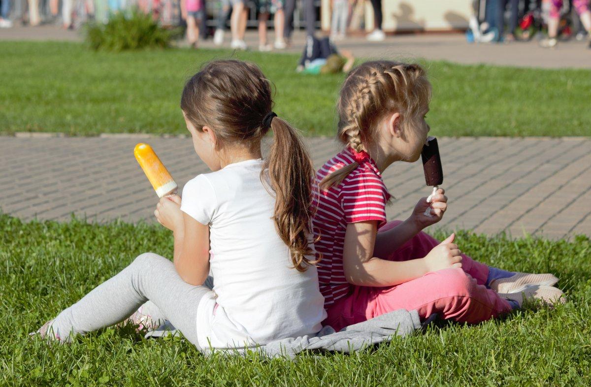 Мороженое - Колибри М