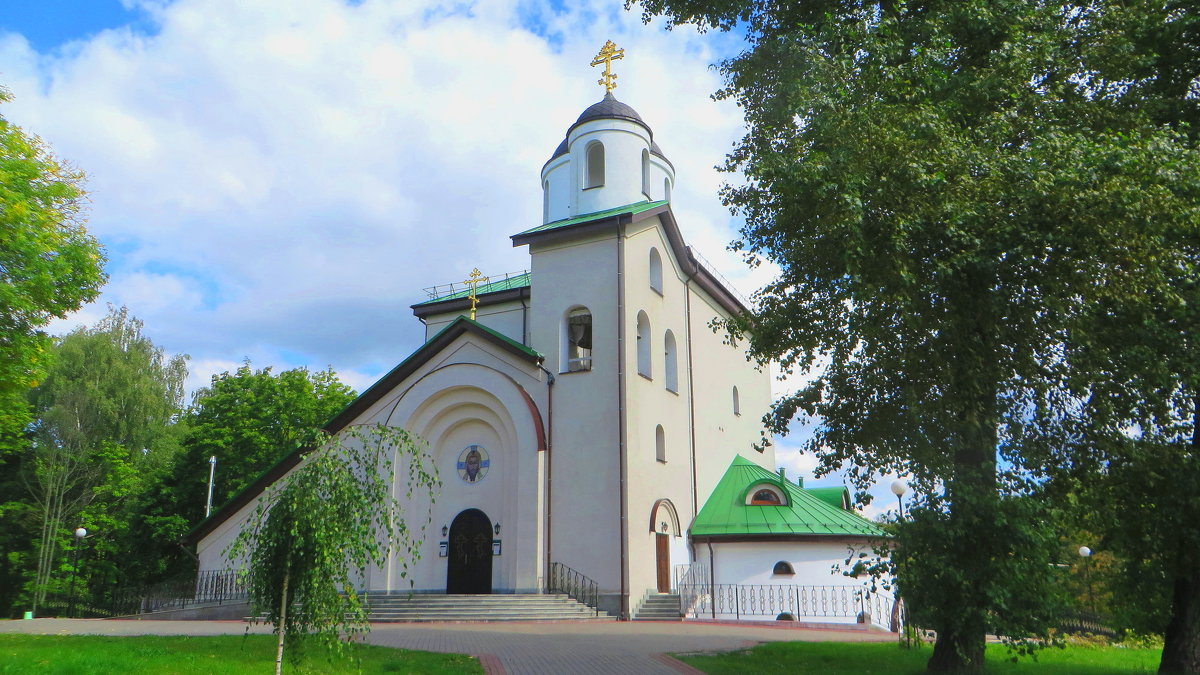 Храм Святой Троицы - Ирина Олехнович