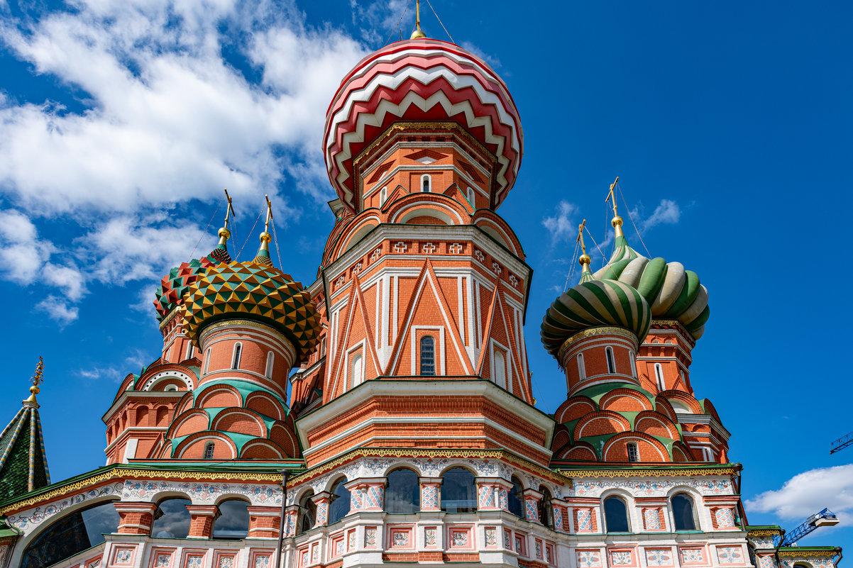 Купола и шатры 1 - Oleg
