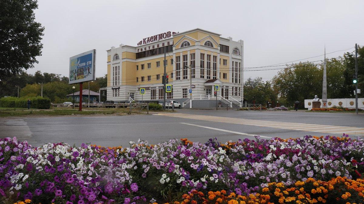 В Касимове идёт дождь... - Елена Швецова