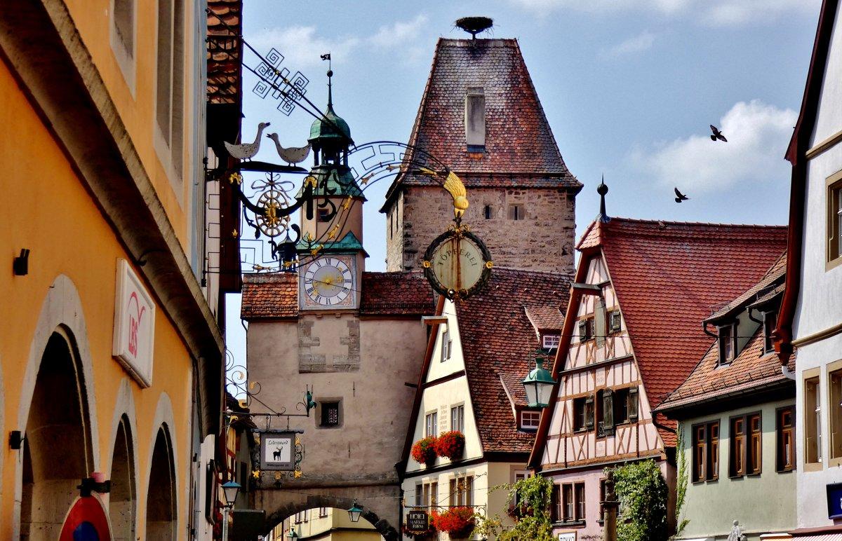 Одна  из  старейших башен Святого  Марка была  построена  в 12  веке - backareva.irina Бакарева