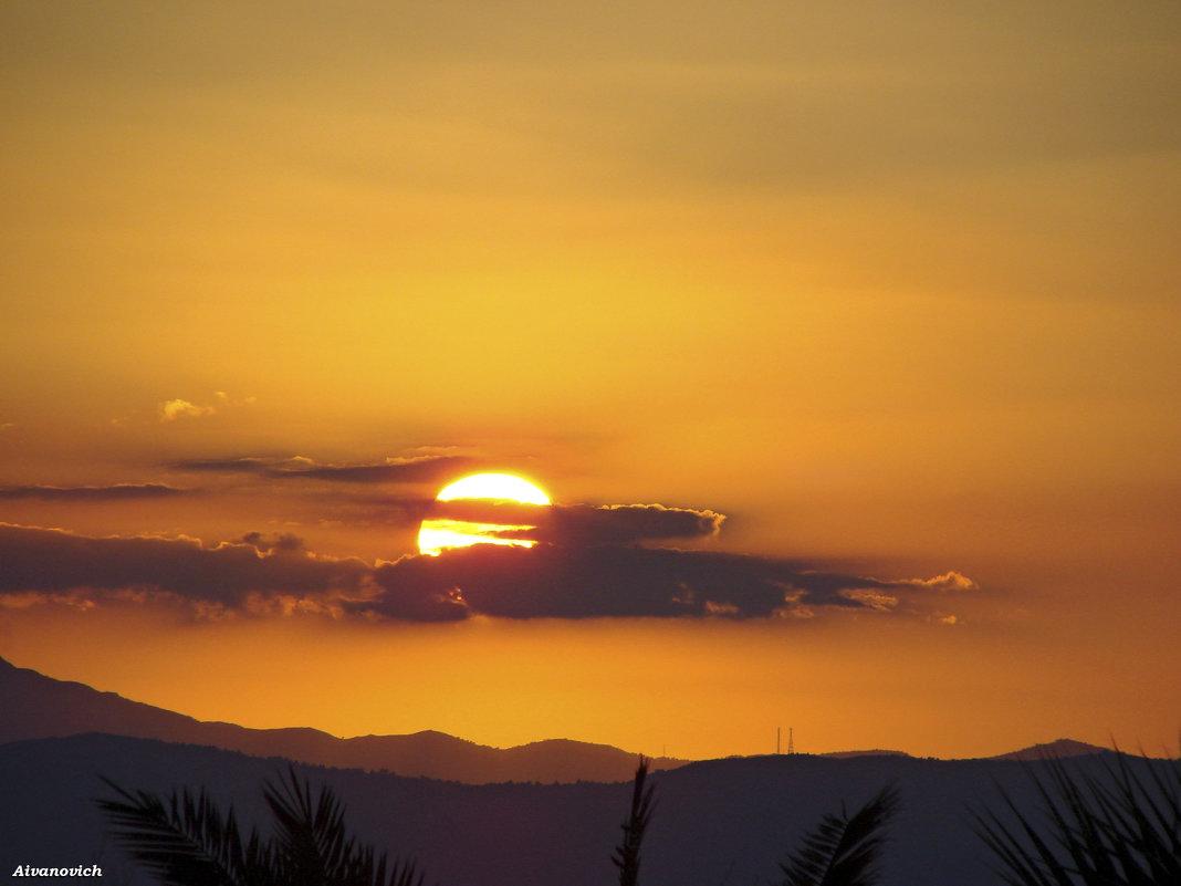 В сто сорок солнц закат пылал... - Андрей Иванович (Aivanovich-2009)