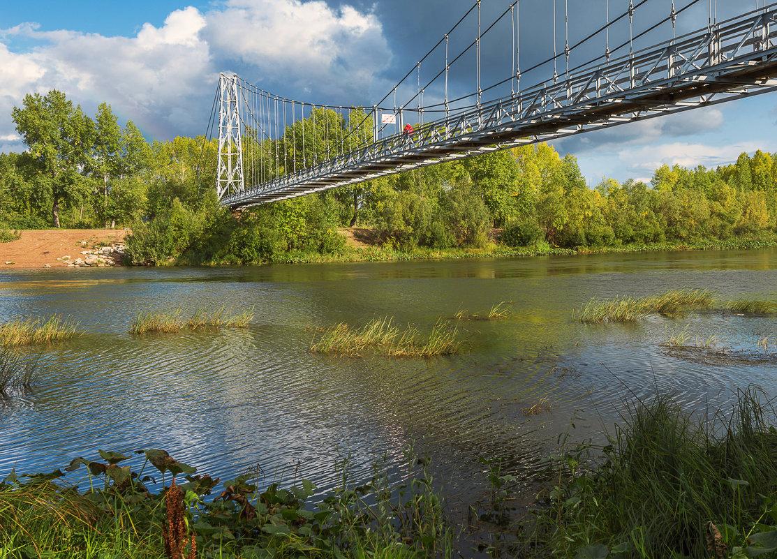 Мост через Агидель - Любовь Потеряхина
