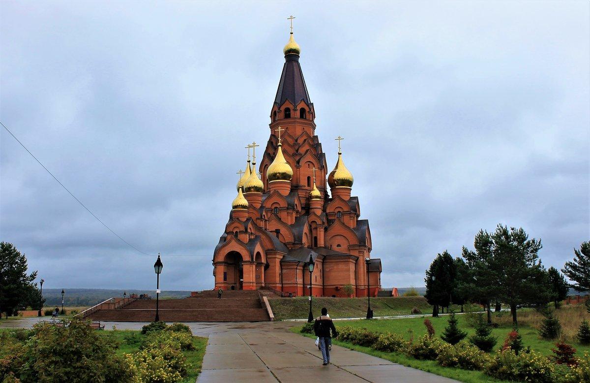 Дорога к храму - Василий