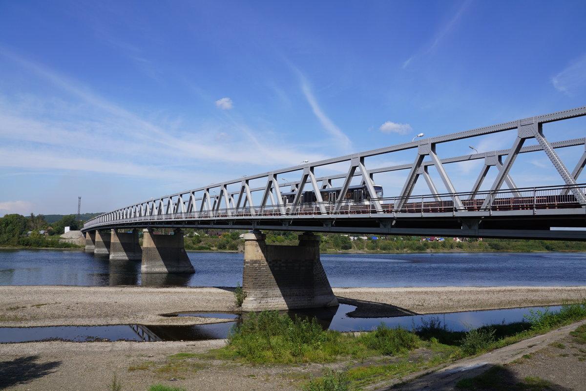 У моста - Наталия Григорьева