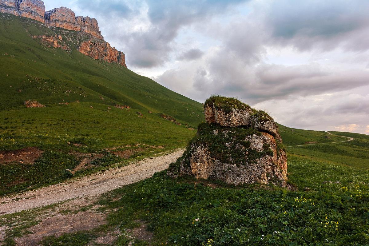 перевал Актопрак (белая глина) - Александр Богатырёв