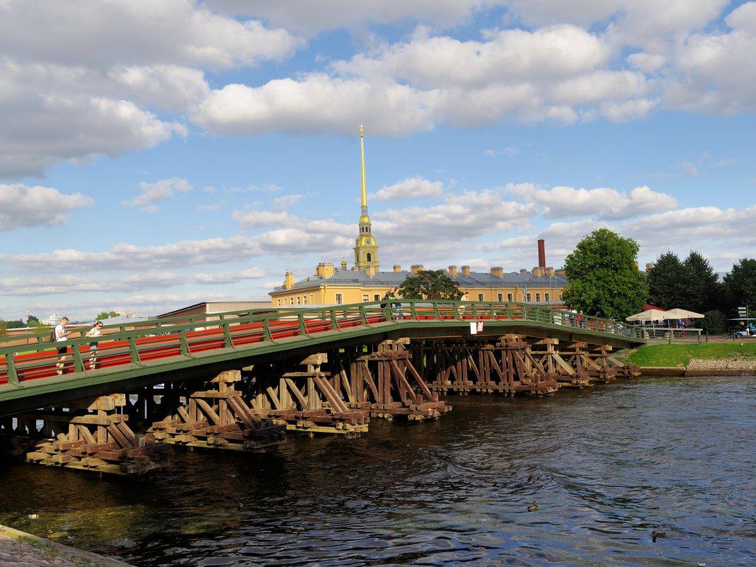 Кронверкский мост - Андрей Игоревич