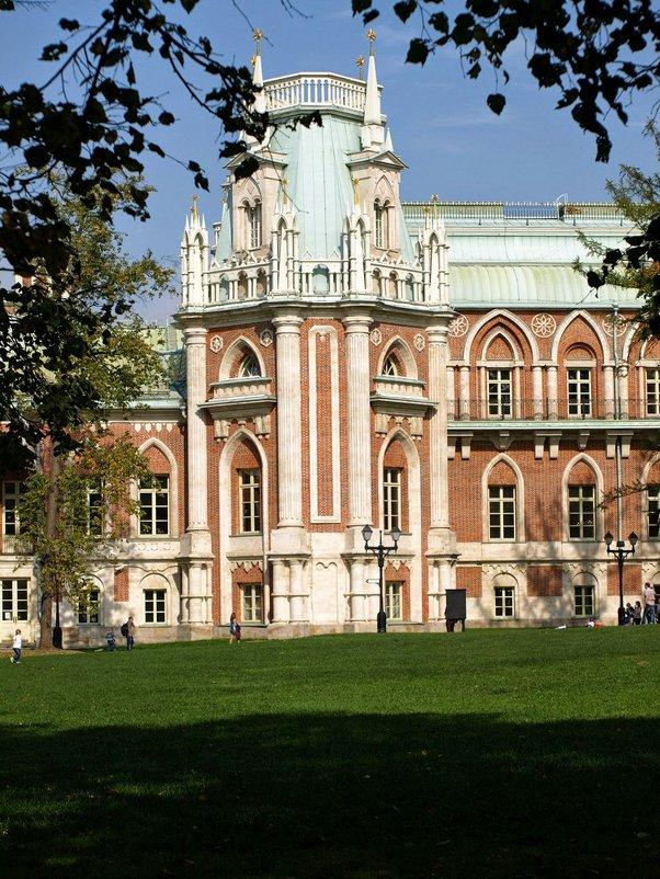 Большой дворец в Царицыно - Игорь Белоногов
