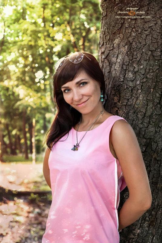 Красивая девушка - Ася Гречуха