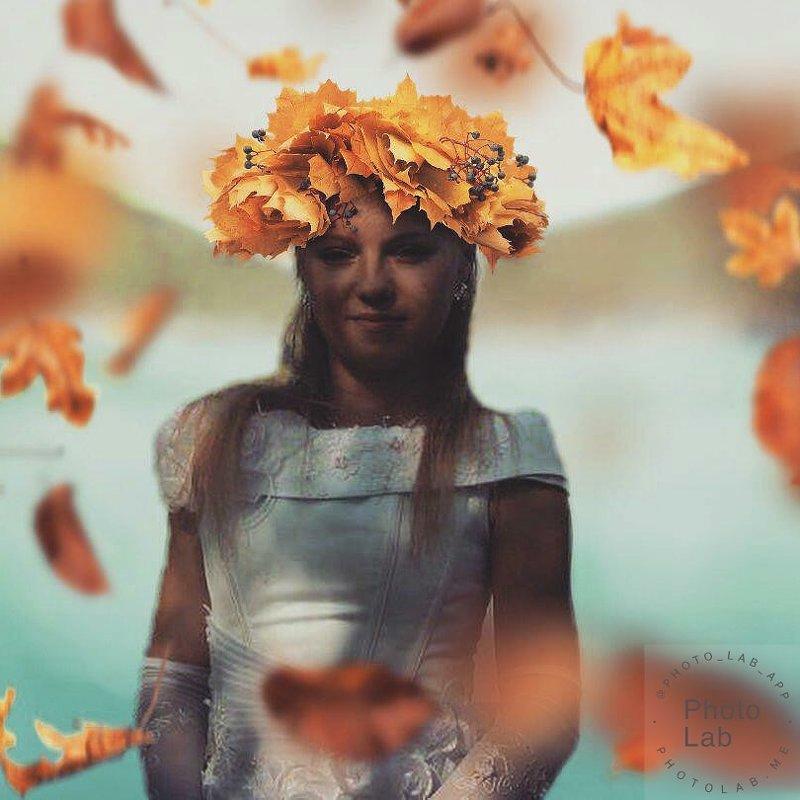 Золотая осень... - Наталья Бутырская