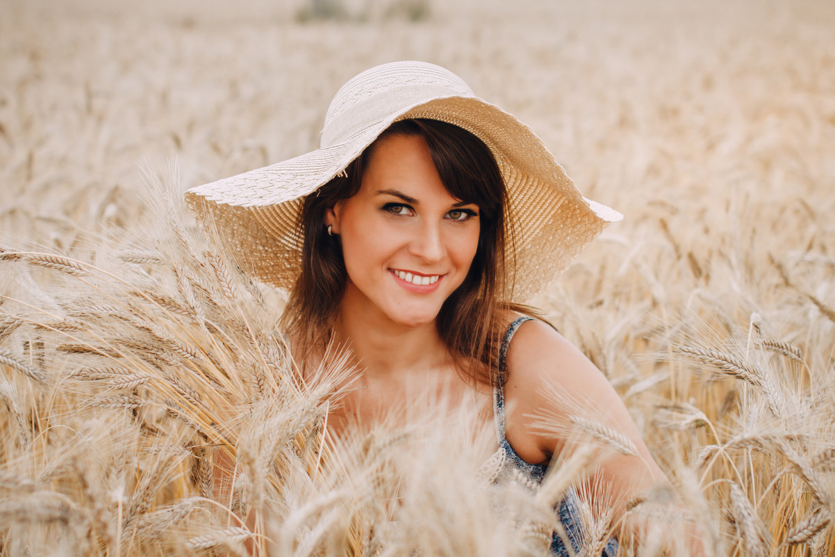 Пшеница созрела - Светлана marokkanka