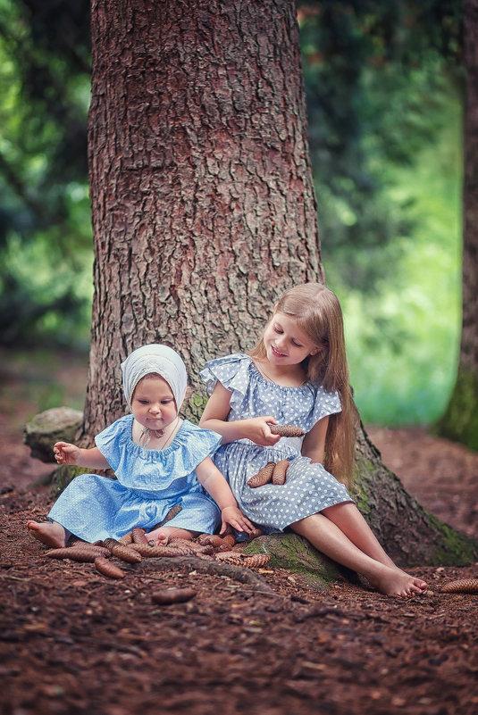 Сестры - Надежда Антонова