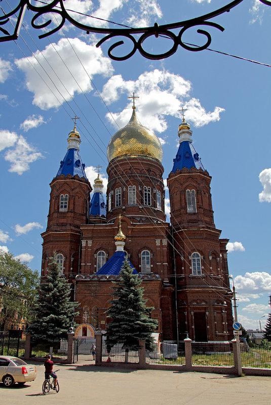 Собор Михаила Архангела. Сердобск. Пензенская область - MILAV V