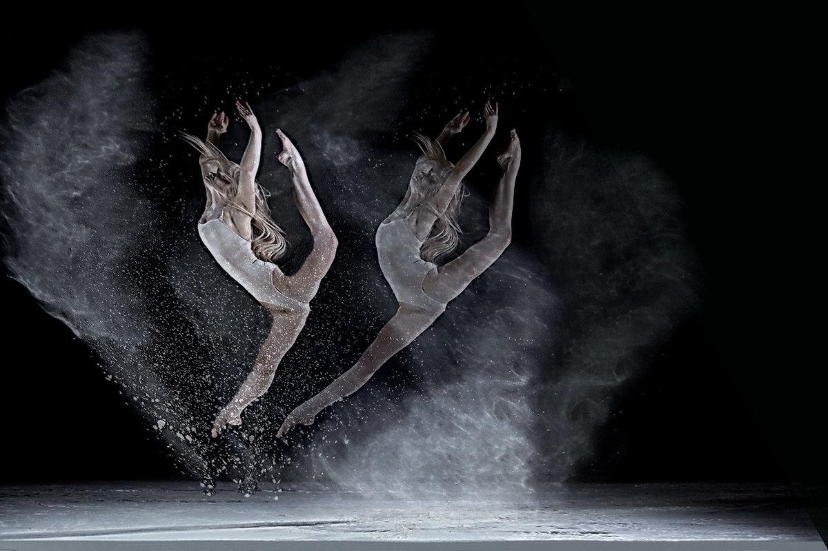 Танец на пуантах - irina Schwarzer