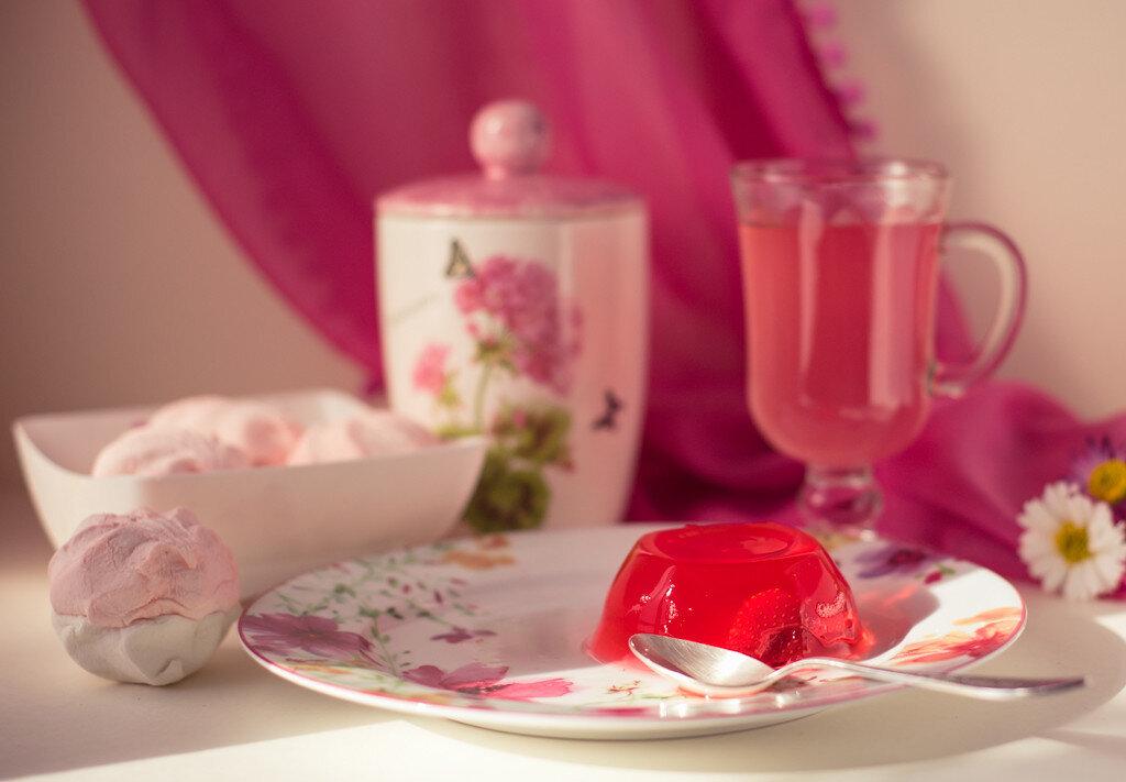 Розовый завтрак - Ирина