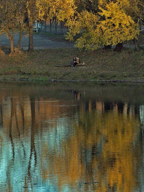 Забыть про осень и влюбиться - Владимир Безгрешнов
