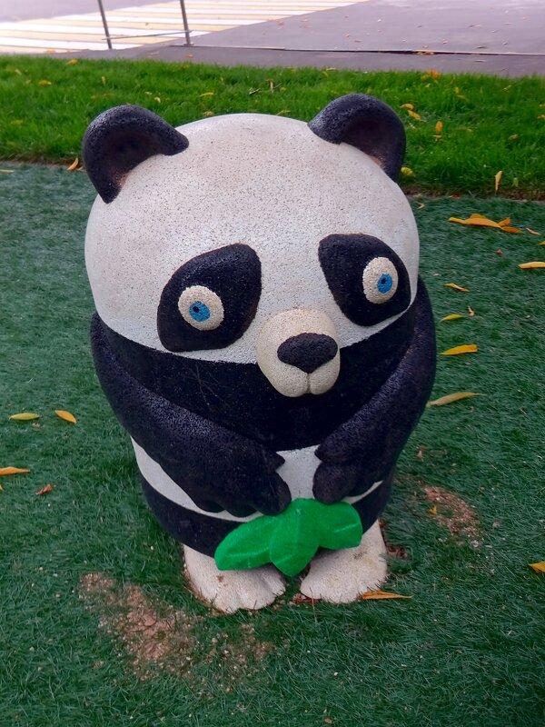 Панда - Наталья Цыганова
