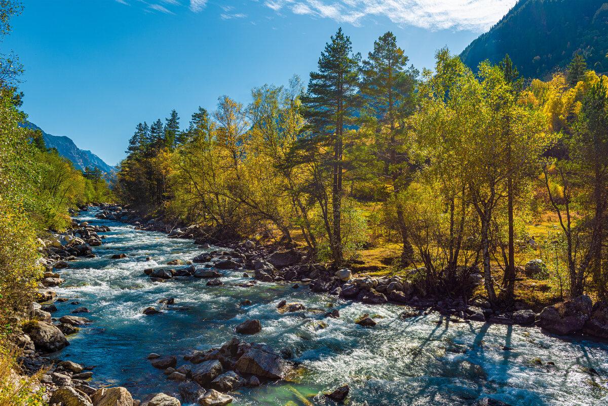 Река Кубань - Аnatoly Gaponenko