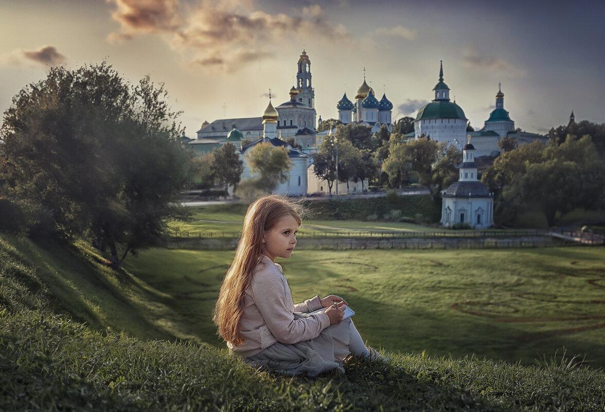 Троице-Сергиева Лавра - Надежда Антонова