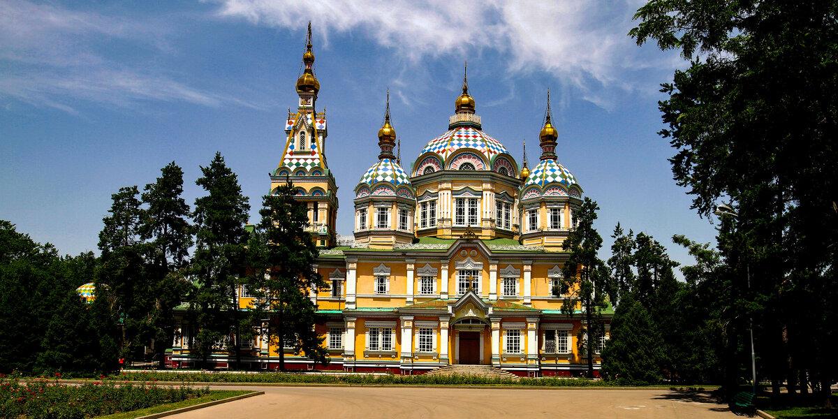 Вознесенский собор - Sergey Prussakov