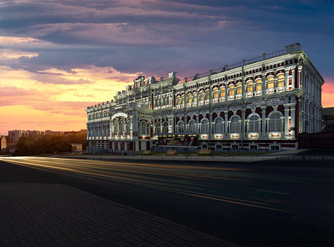 Концертный зал «Свиридовский» (Дом офицеров) - Артем Мирный