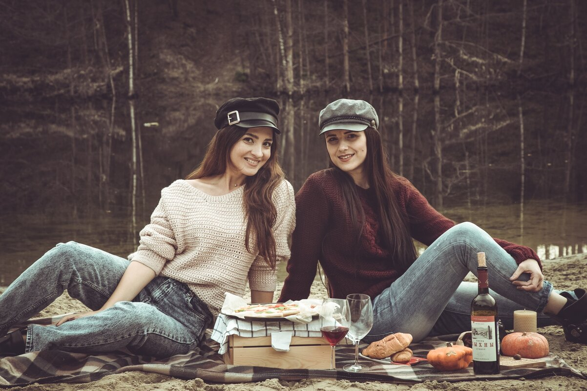 Подруги - Александра Пак