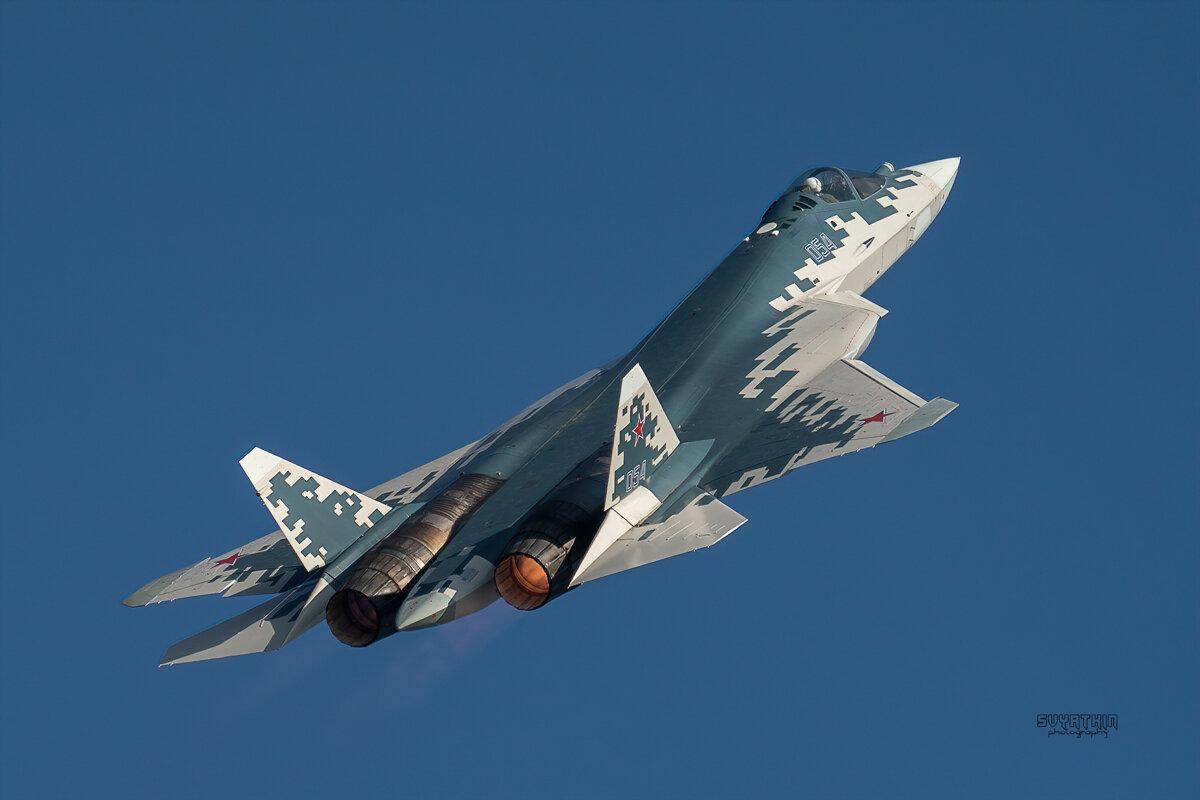 Су-57 - Александр Святкин