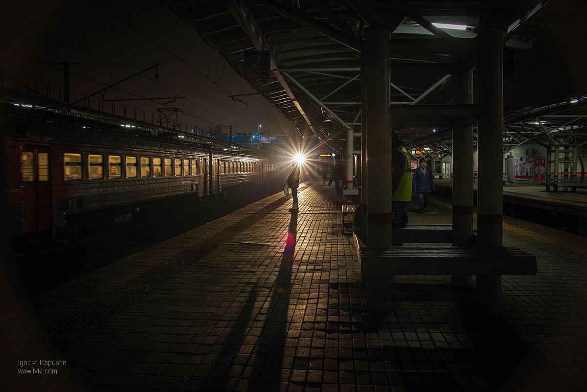 просветленная - Игорь В. Капустин