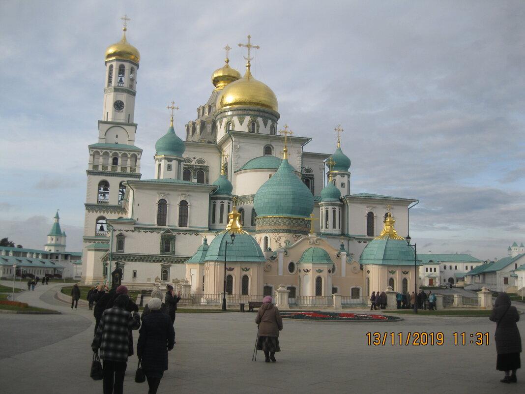 ново-иерусалимский мужской монастырь - Maikl Smit