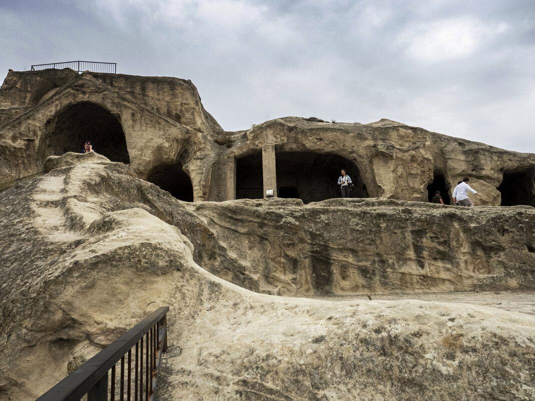 пещерный город Уплисщихе - Лариса Батурова