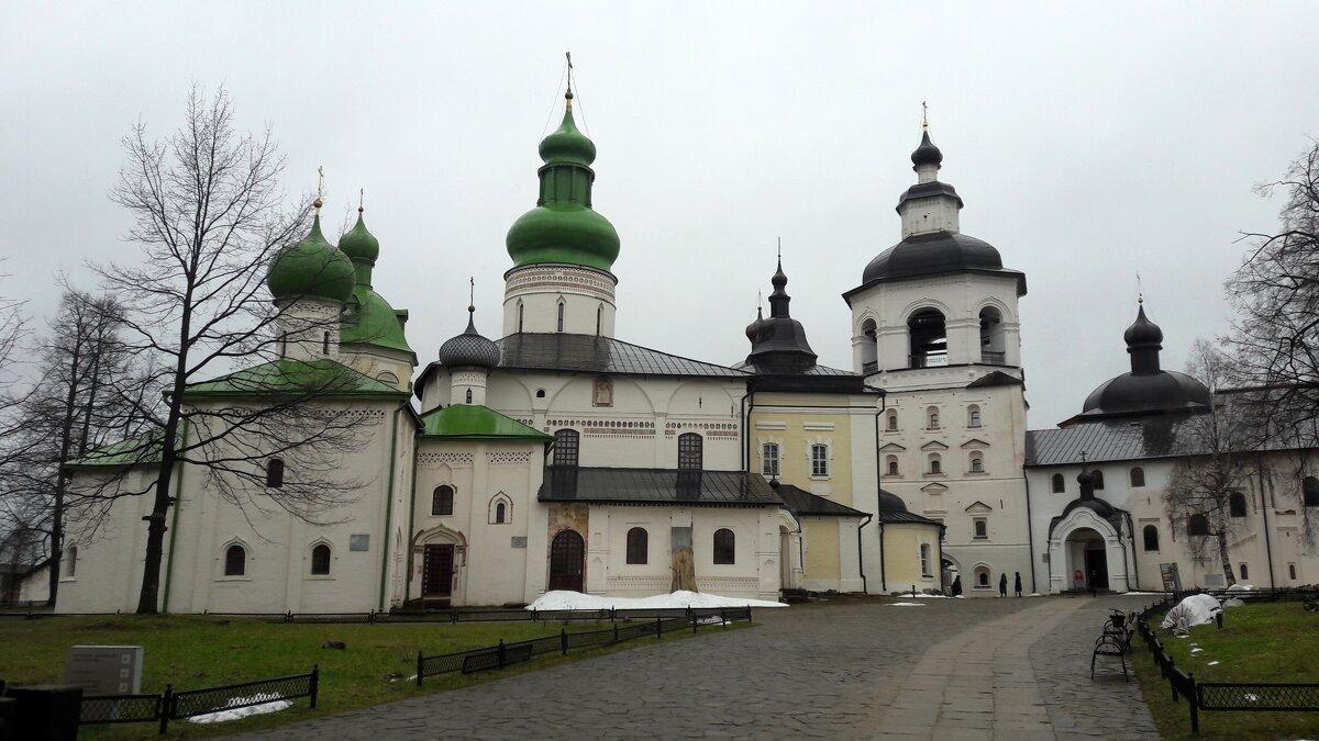 Кирилло-Белозерский монастырь. - веселов михаил