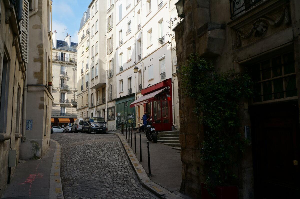 Париж .... - Алёна Савина