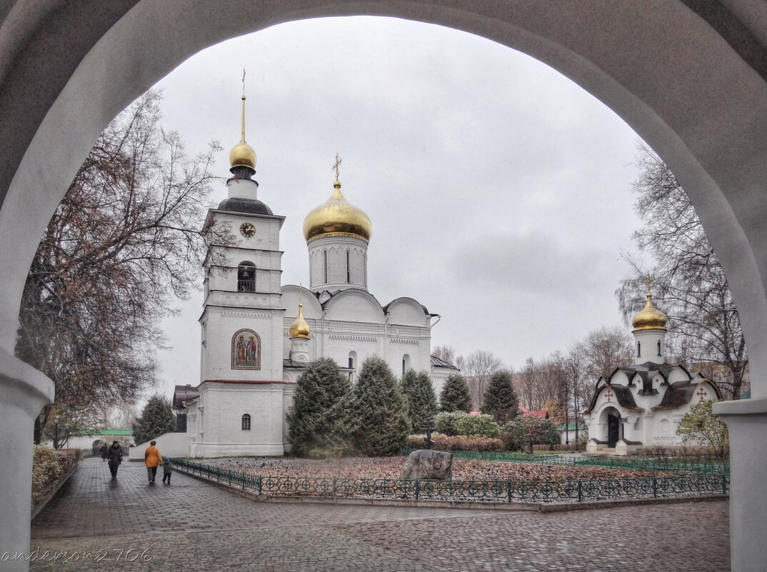 Борисоглебский монастырь - anderson2706