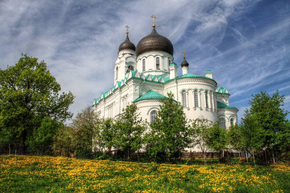 Храм архангела Михаила - Cергей Кочнев