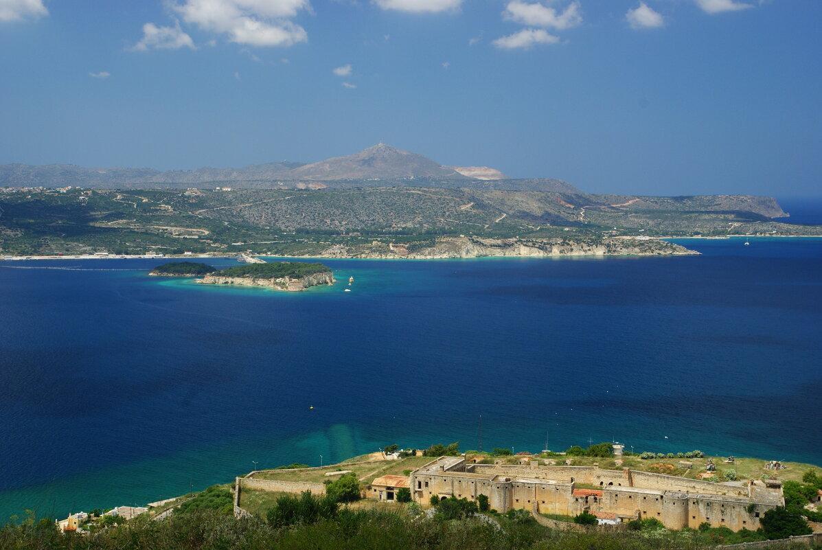 Критские пейзажи. Акротири - Андрей K.