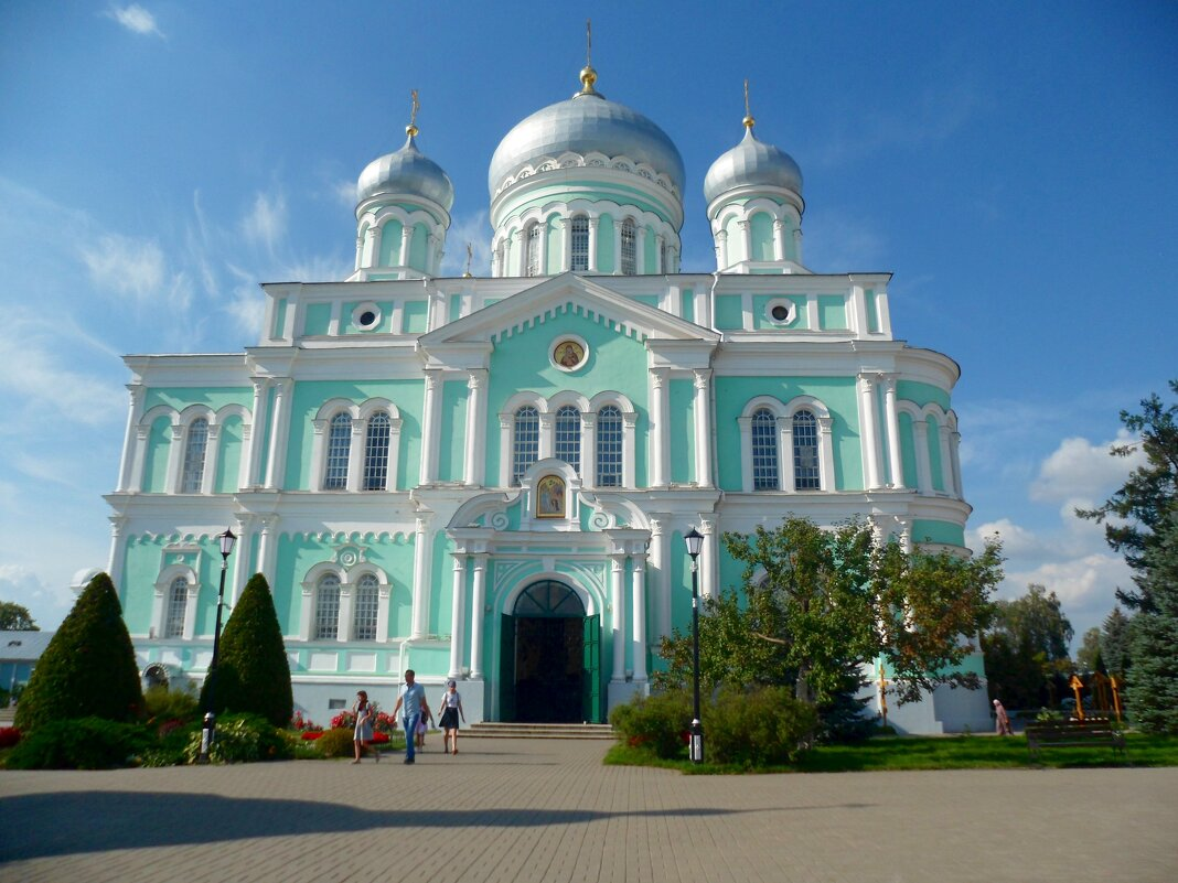 Троицкий собор ( Дивеево) - Натала ***