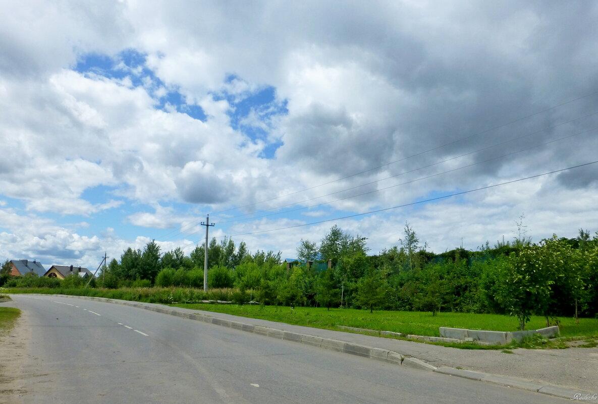 В Домодедовский район - Raduzka (Надежда Веркина)