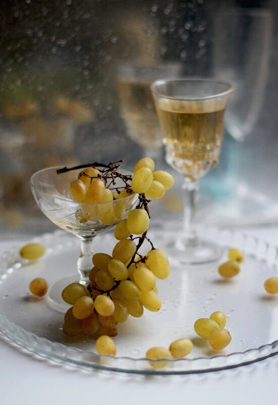 С виноградом... - Liliya